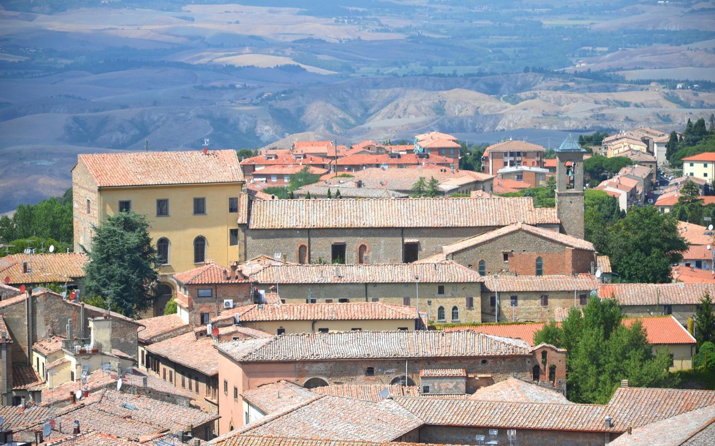 Hoteles en Volterra