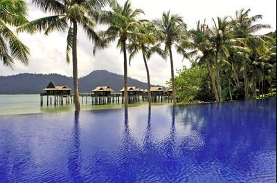Ξενοδοχεία στην πόλη Pangkor