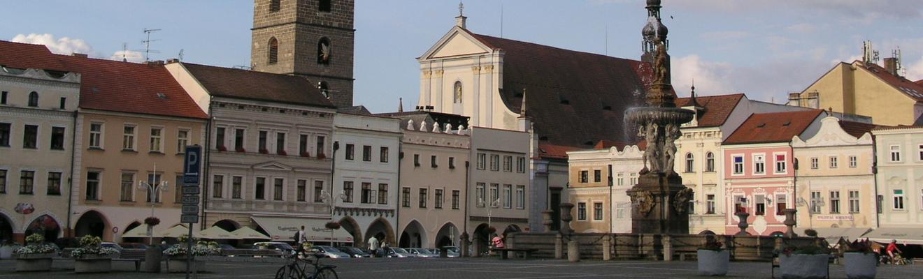 České Budějovice hotellia