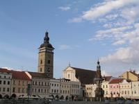 Hoteles en České Budějovice