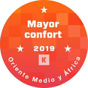 Mayor confort