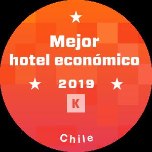 Mejor hotel económico