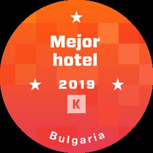 Mejor hotel
