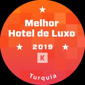 Melhor Hotel de Luxo