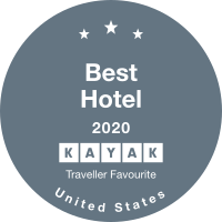 2020 Kayak Best Hotel Award