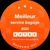 Meilleur service bagages