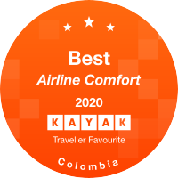 Best airline comfort