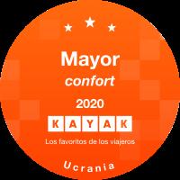 Mayor confort