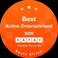 Best Airline Entertainment