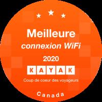 Meilleure connexion WiFi