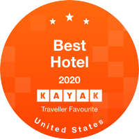 Kayak Best Hotel Award 2020