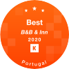 Best B&B & Inn 2020