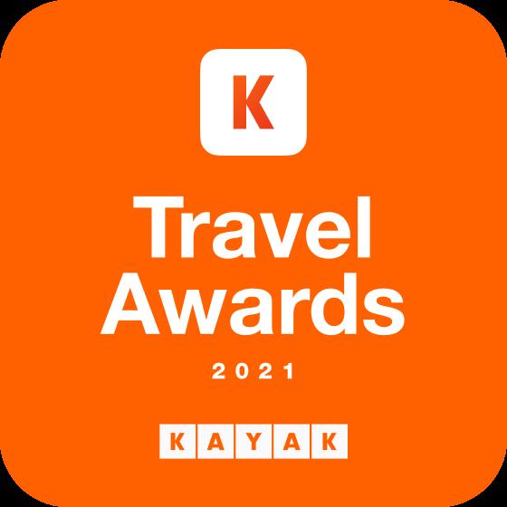 Kayak Travel Awards 2021